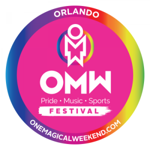 One Magical Weekend logo small